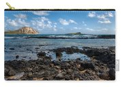 Rabbit Island Tide Pools Carry-all Pouch