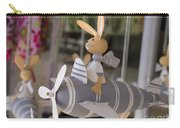 Rabbits Can Fly Carry-all Pouch
