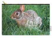 Rabbit On The Run Carry-all Pouch