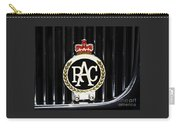 Royal Automobile Club Badge, Victoria Carry-all Pouch