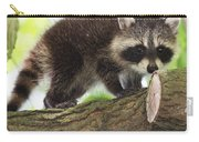 Raccoon Baby Carry-all Pouch