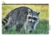 Raccoon Buddy Carry-all Pouch