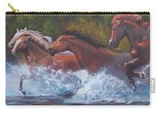 Race For Freedom Carry-all Pouch