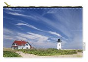 Race Point Light Carry-all Pouch by Bill Wakeley