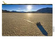 Racetrack Playa Sunset Carry-all Pouch