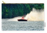 Racing Speed Boat Carry-all Pouch