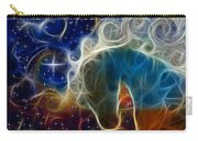 Racing The Stars Carry-all Pouch