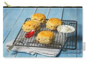 Rack Of Scones Carry-all Pouch
