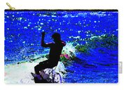 Rad Skimboarder Carry-all Pouch