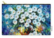 Radiance 2 - Palette Knife Oil Painting On Canvas By Leonid Afremov Carry-all Pouch