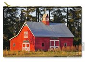 Radiant Red Barn Carry-all Pouch