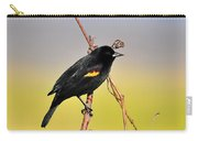 Radiant Red-winged Carry-all Pouch