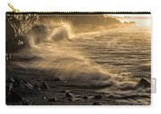 Radiant Sunrise Surf Carry-all Pouch