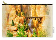 Radiator Springs Waterfall Carry-all Pouch