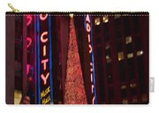 Radio City At Christmas Carry-all Pouch