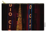 Radio City Christmas Carry-all Pouch