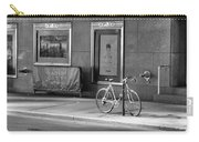 Radio City Music Hall In Black And White Carry-all Pouch