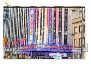 Radio City Music Hall New York City - 2 Carry-all Pouch