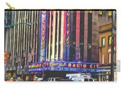 Radio City Music Hall New York City- 1 Carry-all Pouch