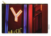 Radio City Neon Carry-all Pouch