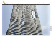 Radisson Blu Facade Vertical Carry-all Pouch