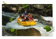 Rafting Bliss Carry-all Pouch