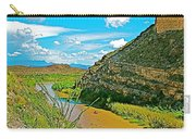 Rafting In Santa Elena Canyon In Big Bend National Park-texas Carry-all Pouch