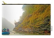 Rafting Near Shore In The Seti River-nepal   Carry-all Pouch