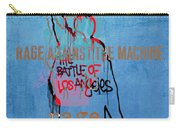 Rage Against The Machine Carry-all Pouch