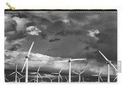 Rage Of The Wind Palm Springs Carry-all Pouch