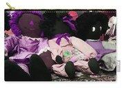 Ragged Annie Dolls Carry-all Pouch
