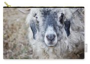 Raggedy Goat Carry-all Pouch