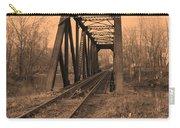 Railbridge Carry-all Pouch