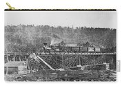 Railroad Bridge, C1860 Carry-all Pouch