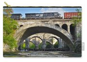 Railroad Bridges Carry-all Pouch