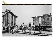 Railroad Chinese Workers Carry-all Pouch