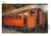 Railroad Gary Flyer Photo Art 02 Carry-all Pouch