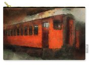 Railroad Gary Flyer Photo Art 03 Carry-all Pouch