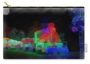 Railroad Led Train Photo Art 01 Carry-all Pouch