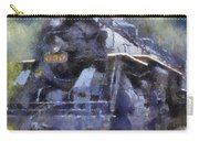 Railroad Locomotive 639 Type 2 8 2 Photo Art Carry-all Pouch