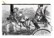 Railroad Safety, 1853 Carry-all Pouch