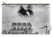 Railroad Train, 1832 Carry-all Pouch