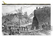 Railroad Washout, 1885 Carry-all Pouch