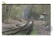 Railway Line Carry-all Pouch