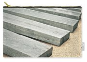 Railway Sleepers Carry-all Pouch