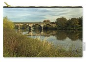 Railway Viaduct At Waterside - Stapenhill Carry-all Pouch