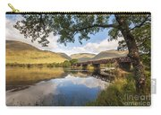 Railway Viaduct Over River Orchy Carry-all Pouch