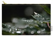 Rain Drop Bokeh Carry-all Pouch