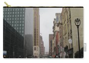 Rain On Water Street 2 Carry-all Pouch