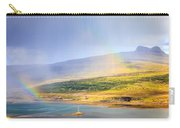 Rain Over Fjords Carry-all Pouch